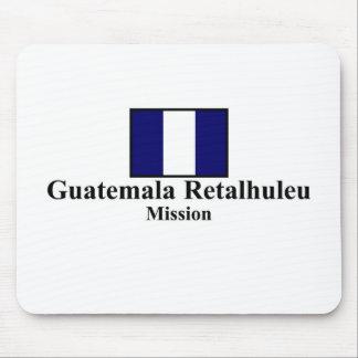 Auftrag-T - Shirt Guatemalas Retalhuleu LDS Mousepad