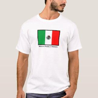 Auftrag-T - Shirt Mexikos Puebla LDS