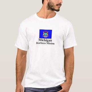 Auftrag-T - Shirt Michigans Dearborn