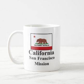 Auftrag-Trinkbehälter Kaliforniens San Francisco Kaffeetasse
