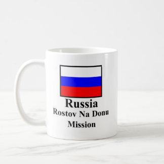 Auftrag-Trinkbehälter Na Donu Russland-Rostow Kaffeetasse