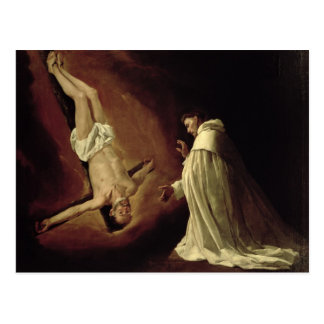 Auftritt von St Peter zu St Peter Nolasco Postkarte