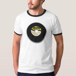 Aufzeichnungs-Shirt Fräuleins Molly 45rpm Vinyl T-Shirt