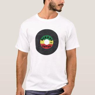 Aufzeichnungs-T - Shirt des Reggae-7-Inch