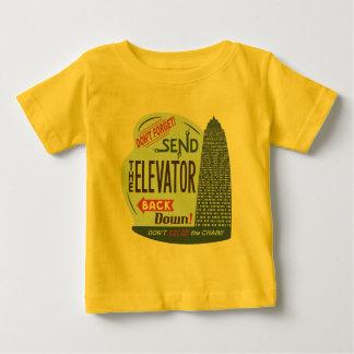 Aufzug Baby T-shirt