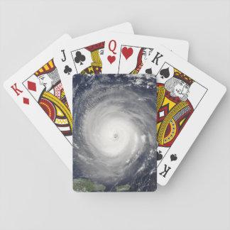 Auge des Hurrikans Spielkarten