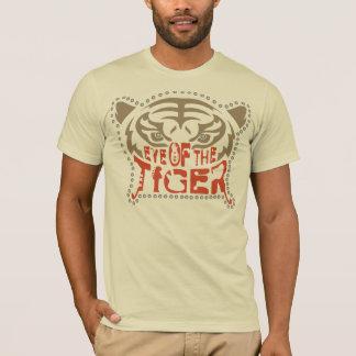Auge des Tiger-T - Shirt