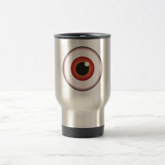 Auge Reisebecher