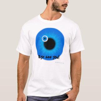 """""""Auge sehen Sie!"""" Der große weiße T - Shirt der"""