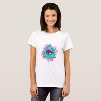 Auge sehen Sie! T-Shirt