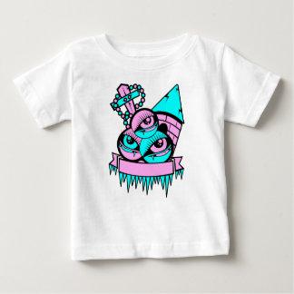 Auge Spaßvampir Baby T-shirt