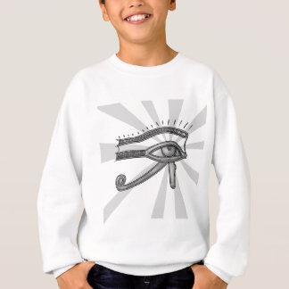 Auge von horus/von Auge des Ra-T-Shirts Sweatshirt