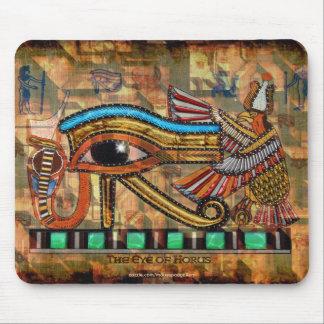 AUGE VON HORUS, WADJET ägyptische Kunst Mousepad