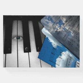 Auge von Musik Guestbook Gästebuch