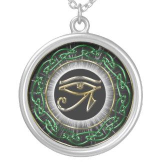 Auge von Ra Halsketten