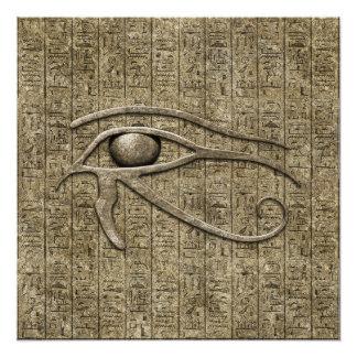 Auge von Ra Poster