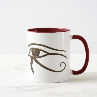 Auge von Ra Tasse