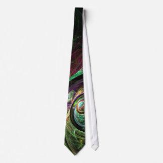 Auge, zum der abstrakten Kunst-Krawatte zu mustern Krawatte