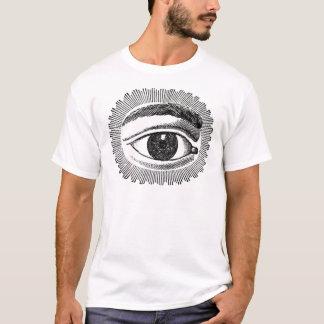 Augen-Auge T-Shirt