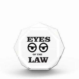 Augen des Gesetzes ja Auszeichnung