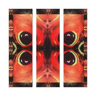 Augen des Universums # 7 Leinwanddruck