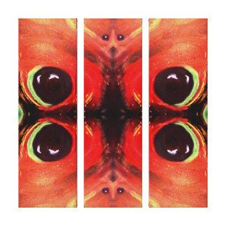 Augen des Universums #8 Leinwanddruck