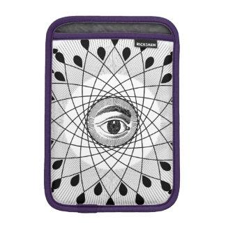Augen-Mandala ipad Minihülse Sleeve Für iPad Mini