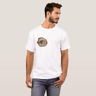 Augen-Nippel T-Shirt