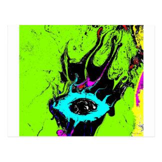 Augen-Spion 2 Postkarten