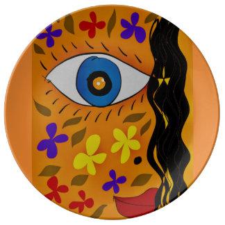 Augen Teller