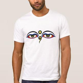 Augen von Buddha Shirts