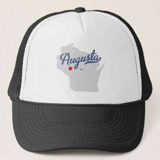 Augusta Wisconsin WI-Shirt Truckerkappe
