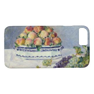 Auguste Renoir - Stillleben mit Pfirsichen und iPhone 8/7 Hülle