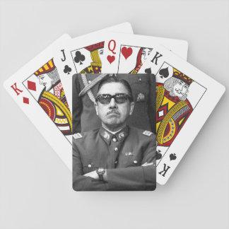Augusto Pinochet Pokerdeck