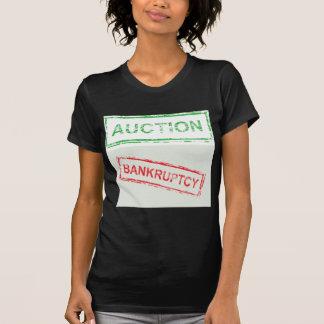 Auktions-Konkurs T-Shirt