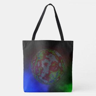 Aura eines Planeten, Tasche