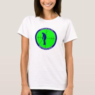 Aurevoir Golfspieler-T - Shirt