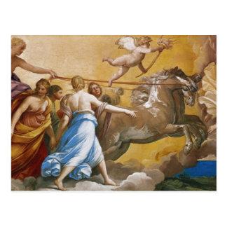 Aurora, 1613-14 postkarte