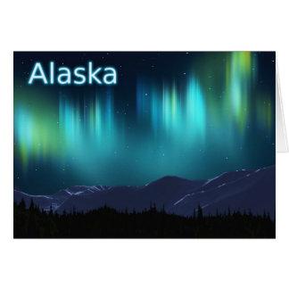 Aurora Borealis Karte