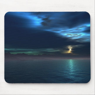 Aurora Borealis Mauspad
