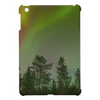 Aurora Borealis Nordlicht-Himmel-Glühen-Schein iPad Mini Hülle