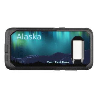 Aurora Borealis OtterBox Commuter Samsung Galaxy S8 Hülle