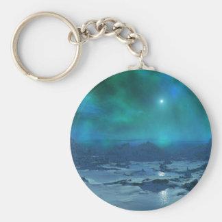 Aurora Borealis Schlüsselanhänger