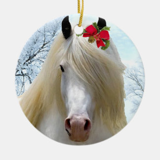 """Aurora-"" Feiertags-Verzierung Keramik Ornament"