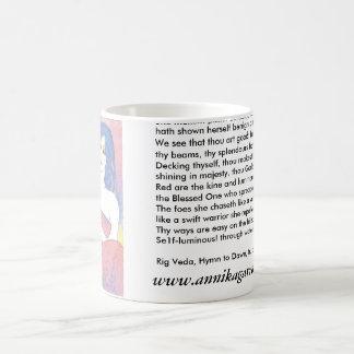 Aurora - Hymne zur Dämmerung Kaffeetasse