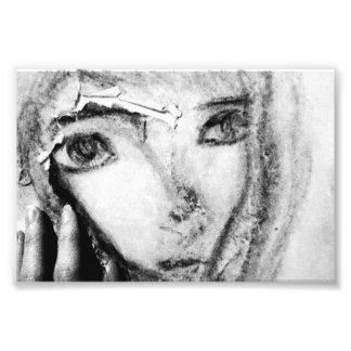 Aus meinem Fotodruck der Hand heraus 6x4