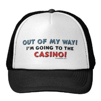 Aus meinem Weisen-Kasino heraus Retrokultkappe