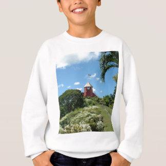 Ausblickturm auf Barbados Sweatshirt