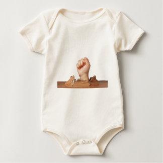 Ausbruch Baby Strampler