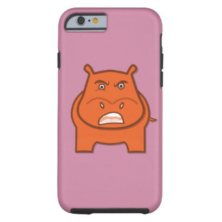 Ausdrucksvoll Playful Jack bondswell Maskottchen Tough iPhone 6 Hülle